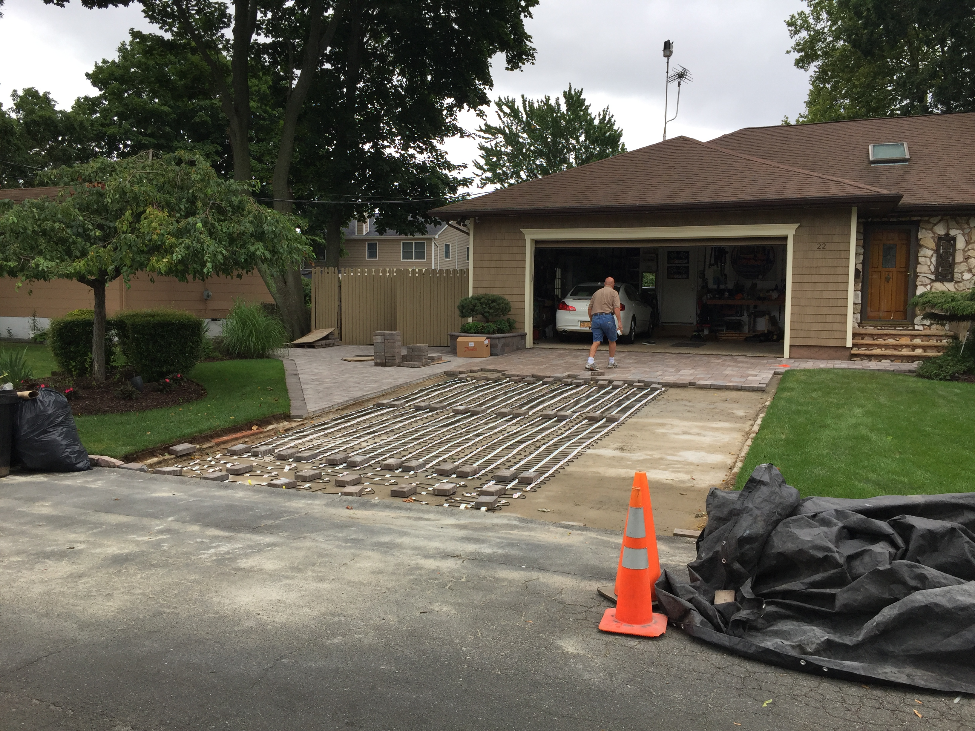 Heated Driveways Ples Electric